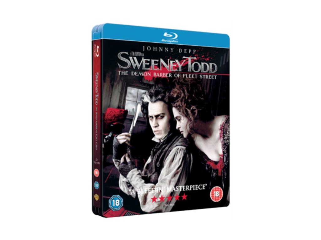 Sweeney Todd - The Demon Barber Of Fleet Street (Blu-Ray)