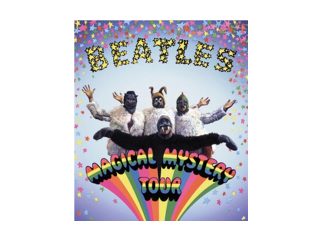 The Beatles - Magical Mystery Tour [2012] (Blu-ray)