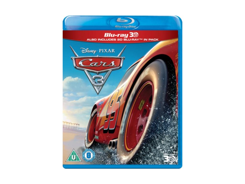 Cars 3 [Blu-ray 3D] [2017]