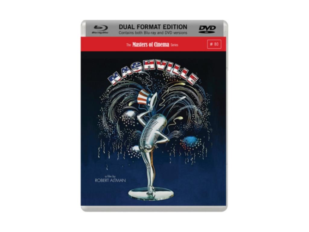 Nashville (Masters of Cinema) (Dual Format BluRay / DVD) (1975)