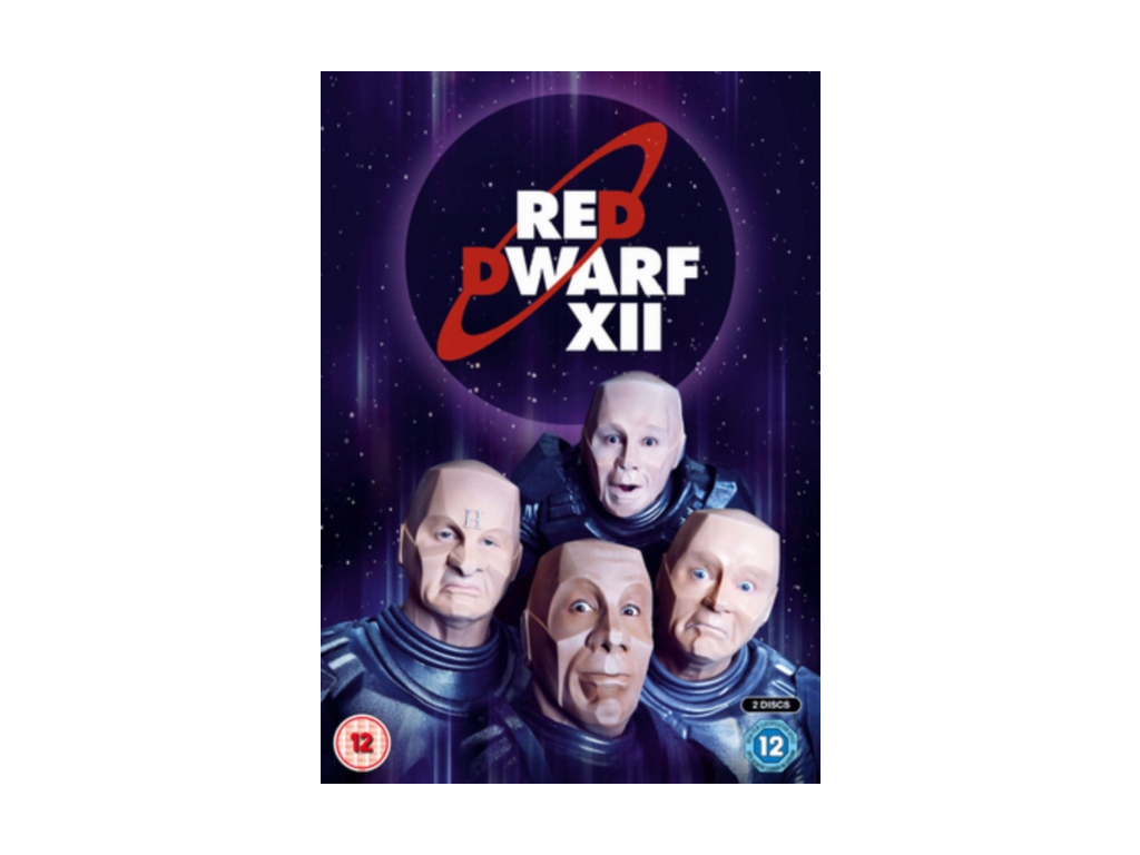 Red Dwarf - Series X11 (DVD)