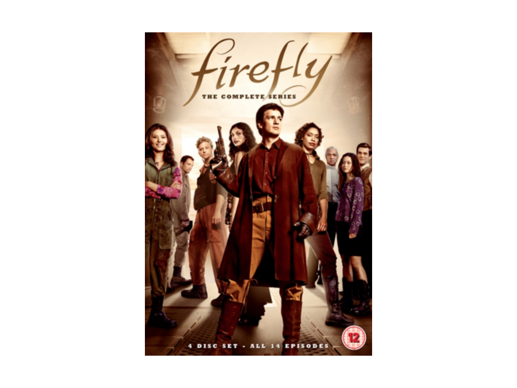 Firefly Complete Series (DVD)