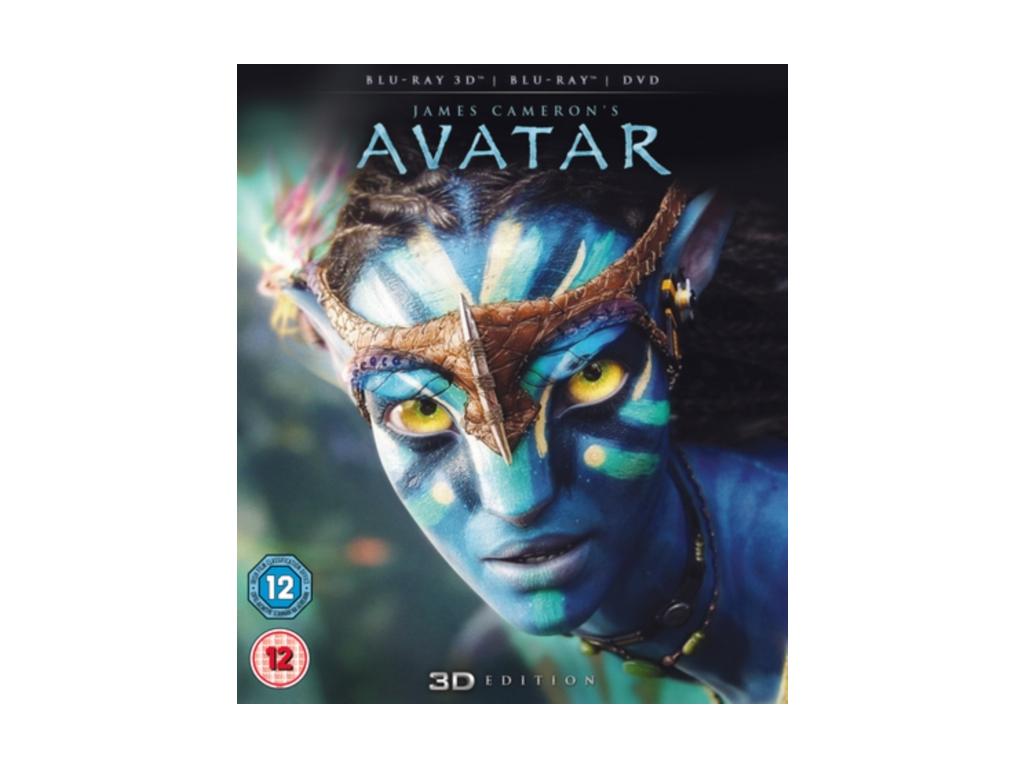Avatar - Collector's Edition (Blu-ray 3D + Blu-ray + DVD)