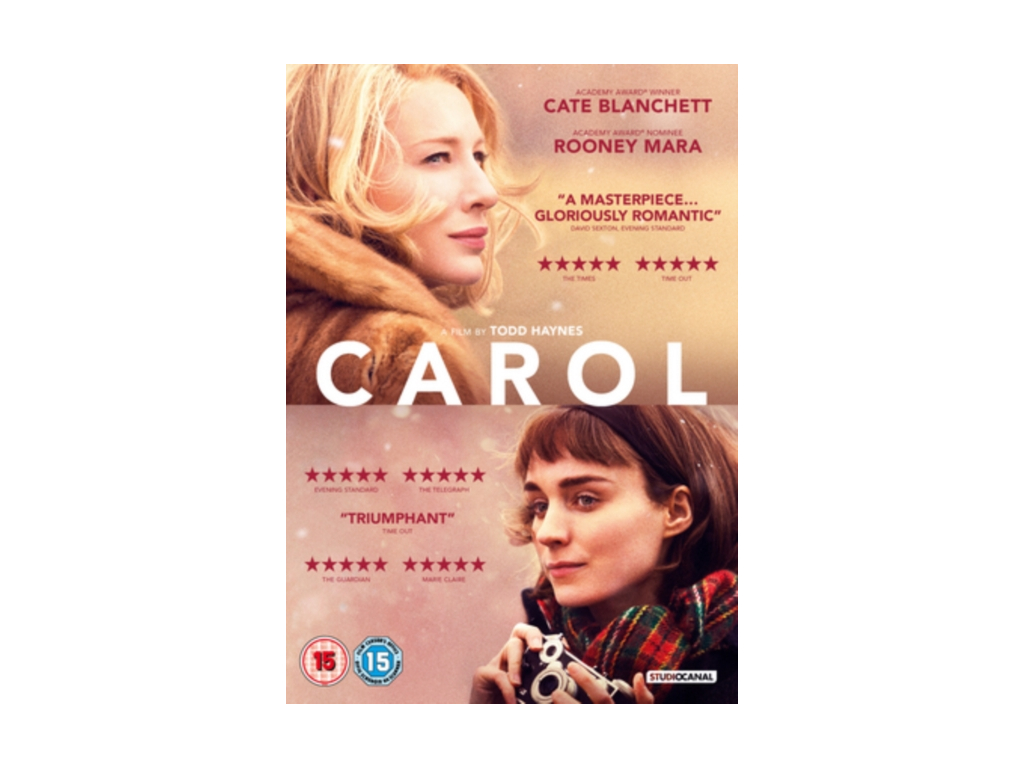 Carol (2016) (DVD)