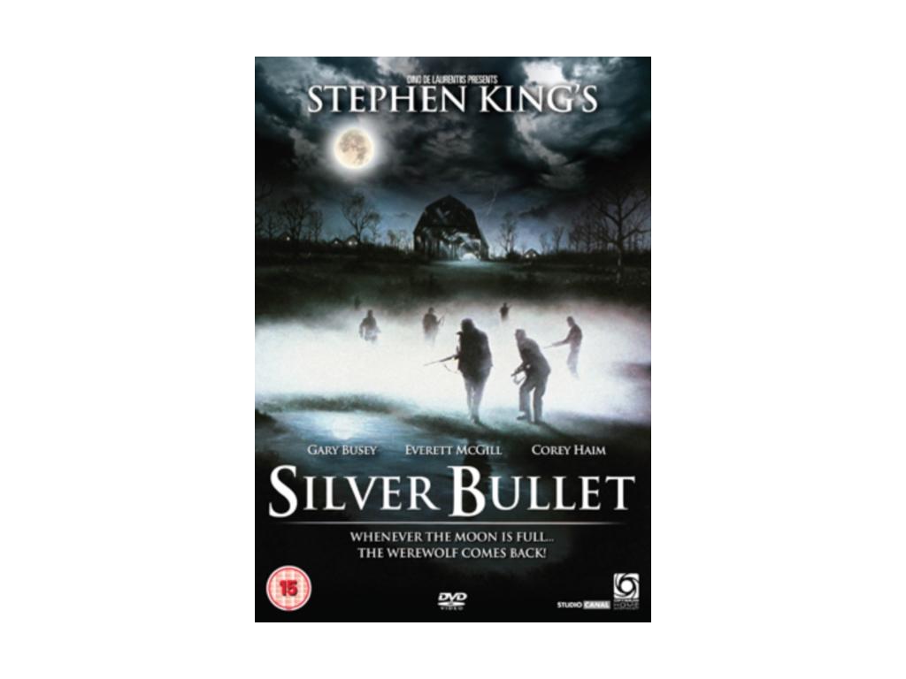 Silver Bullet (1985) (DVD)