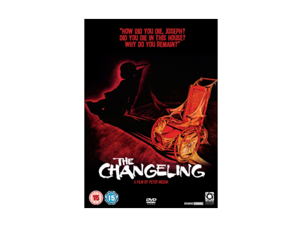 The Changeling (1980) (DVD)