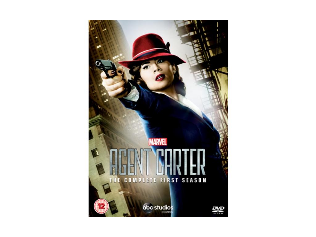 Marvel's Agent Carter - Season 1 (2 Disc) (DVD)