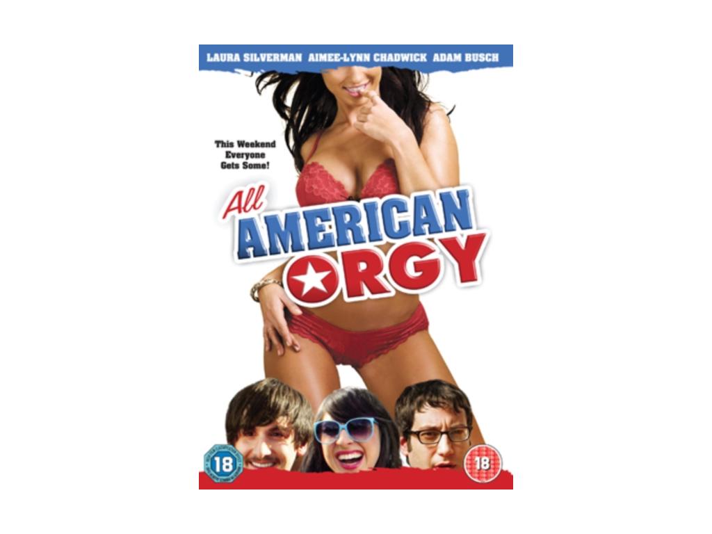 All American Orgy all american orgy (dvd)