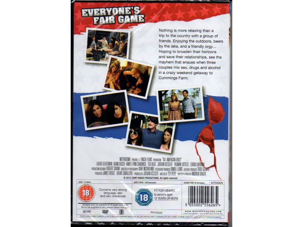 All American Orgy all american orgy (dvd)   en-filmy.cz