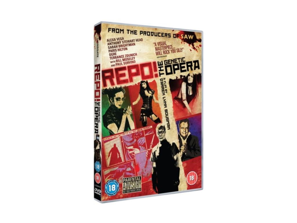 Repo! The Genetic Opera (DVD)