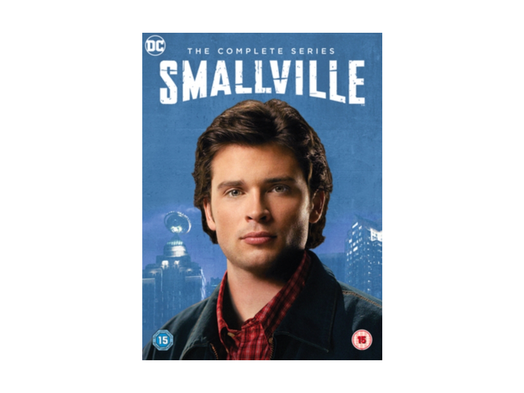 Smallville: Seasons 1-10 (DVD)