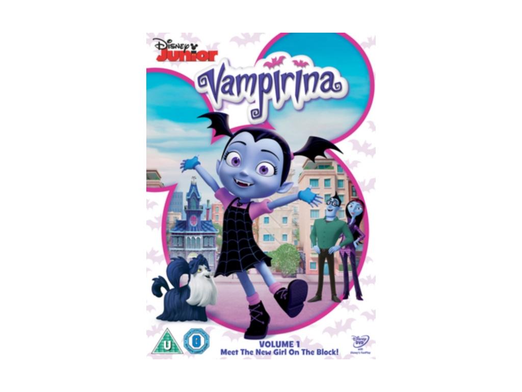 Vampirina Vol. 1 [DVD] [2017]