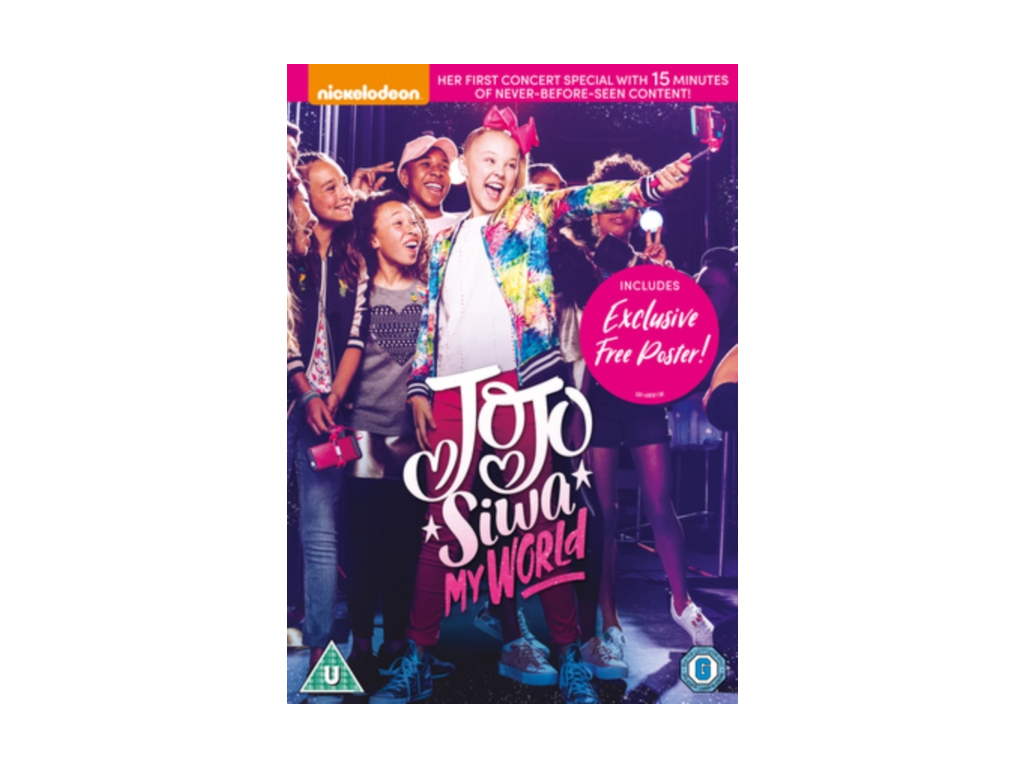 Jojo Siwa: My World (DVD)