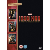 Iron Man 1-3 Complete Collection (DVD)