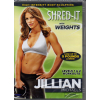 Jillian Michaels: Shred It With Weights (DVD)