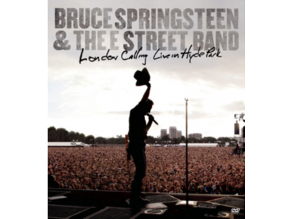 BRUCE SPRINGSTEEN & THE E STREET BAND - London Calling - Live In Hyde Park (DVD)