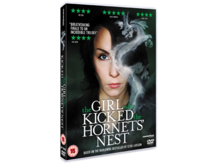 The Girl Who Kicked The Hornets Nest (DVD)