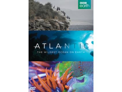 Atlantic: The Wildest Ocean on Earth (DVD)