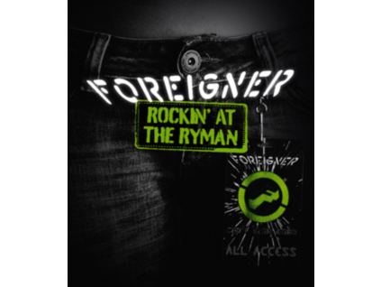 Foreigner - Rockin' At The Ryman (Blu-ray)