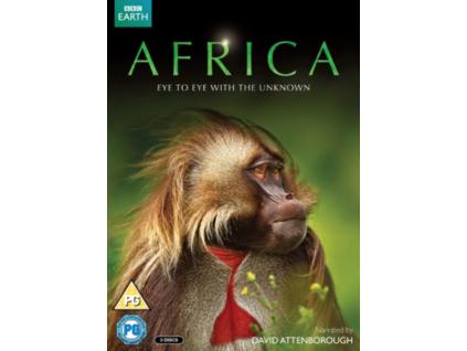 Africa (David Attenborough) (DVD)