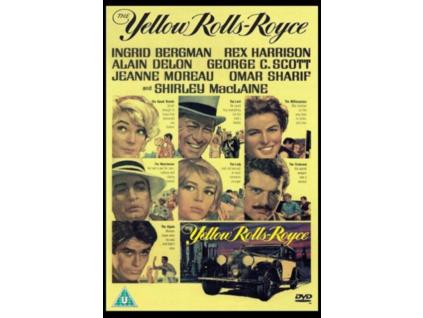 The Yellow Rolls Royce (DVD)