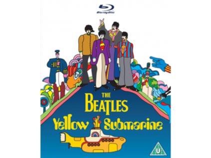 The Beatles - Yellow Submarine [1968] (Blu-ray)