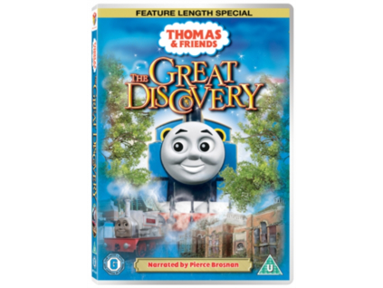Thomas And Friends - The Great Discovery (DVD)