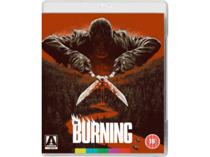 The Burning (Dual Format BluRay and DVD) (1981)
