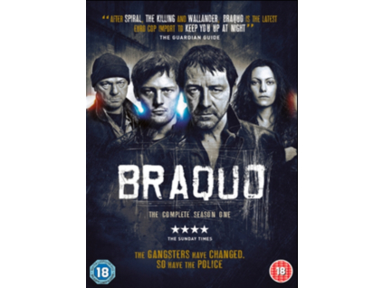 Braquo - Series 1 (DVD)