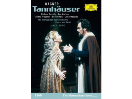 Wagner - Tannhauser (Two Discs) (Various Artists) (DVD)