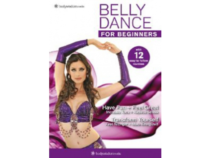 Bellydance For Beginners (DVD)