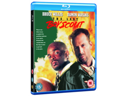 Last Boy Scout (Blu-Ray)