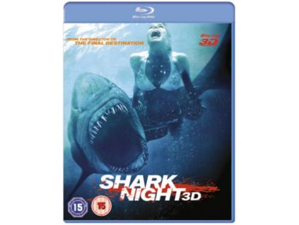 Shark Night 3D (Blu-ray 3D)