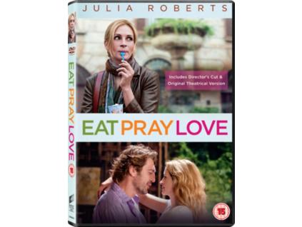 Eat  Pray  Love (2010) (DVD)