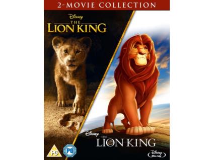 Disney's The Lion King Doublepack [Blu-ray] [2019] [Region Free]
