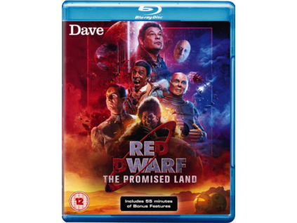 Red Dwarf - The Promised Land [Blu-ray] [2020]