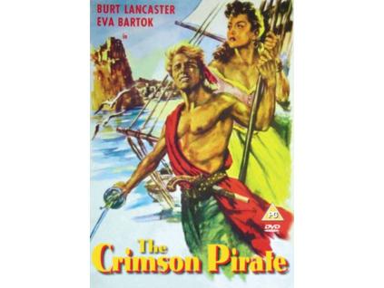 The Crimson Pirate (DVD)