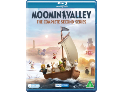Moominvalley: Series 2 - Blu-Ray