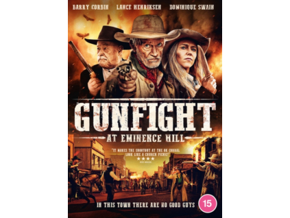 Gunfight At Eminence Hill [DVD] [2020]