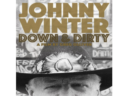JOHNNY WINTER - Johnny Winter Down Dirty (DVD)