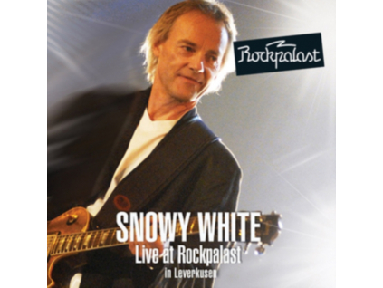 SNOWY WHITE & THE WHITE FLAMES - Live At Rockpalast (DVD + CD)