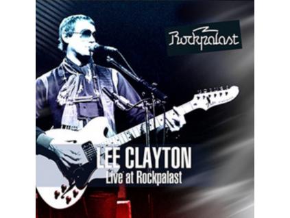 LEE CLAYTON - Live At Rockpalast (1980) (DVD + CD)