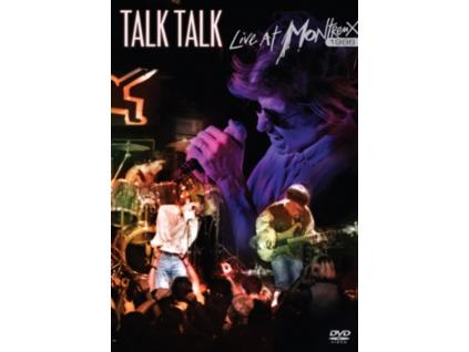 TALK TALK - Live At Montreux 1986 (DVD)
