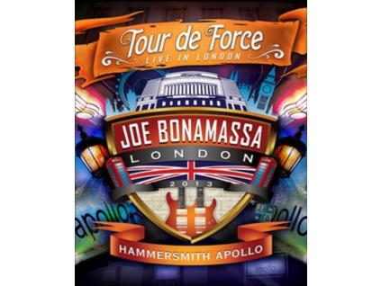 JOE BONAMASSA - Tour De Force - Hammersmith Apollo (DVD)