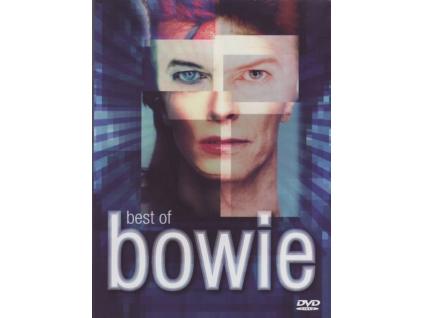 DAVID BOWIE - Best Of Bowie (DVD)