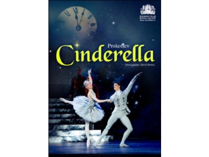 BIRMINGHAM ROYAL BALLET - Prokofiev/Cinderella (DVD)