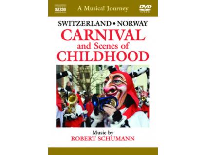 JANDOGULDA - Schumannnorwayswitzerland (DVD)