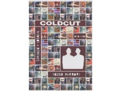COLDCUT - Sound & Mirrors - Videos & Remixes (DVD + CD)