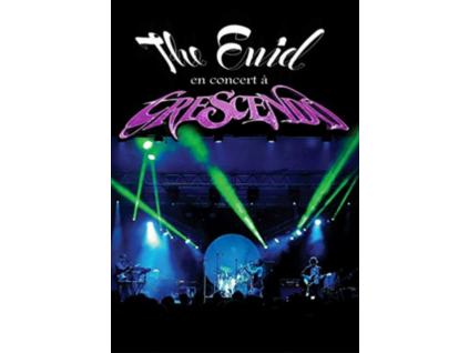 ENID - The Enid En Concert Á Crescendo Dvd (DVD)