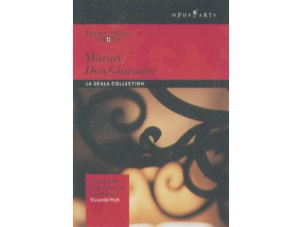 LA SCALAMUTI - Mozart Don Giovanni (DVD)
